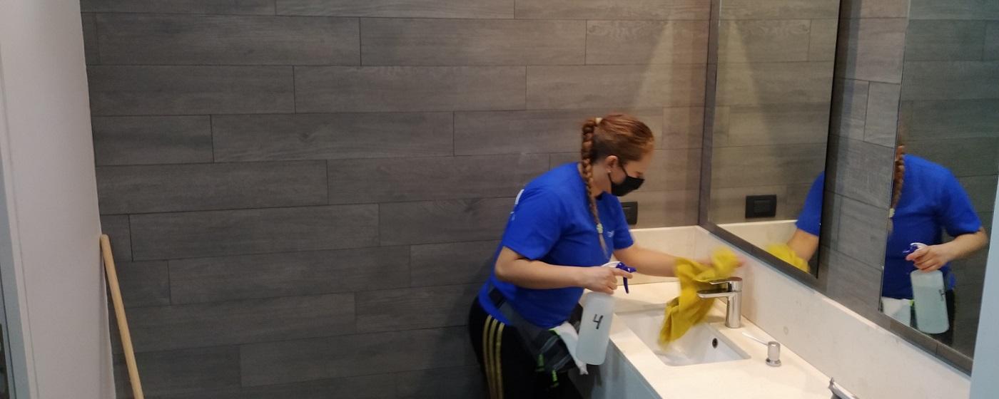 Personal de Limpieza Empresarial